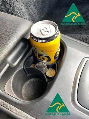 AU9 • Buy Ford Falcon FG/FGX XR6 Turbo Boss G6 Cup Holder Fix Insert With Coin Holder
