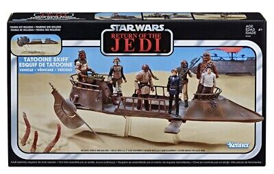 $ CDN61.39 • Buy Star Wars The Vintage Collection Jabba's Tatooine Skiff Collectible Vehicle