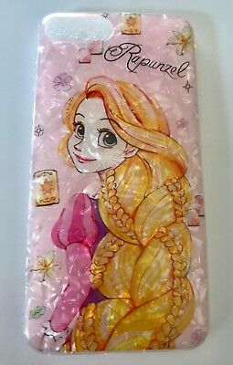 AU14.45 • Buy NEW IPhone 7/8 PLUS Disney Rapunzel Shiny Silicon Soft Phone Case