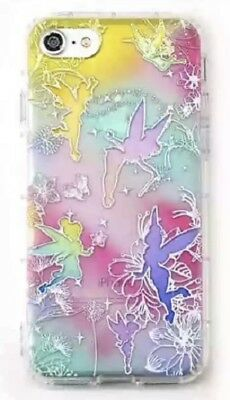 AU12.28 • Buy NEW IPhone 7/8 PLUS Disney Tinkerbell Silicon Soft Phone Case