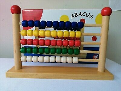 £6 • Buy Pintoy Abacus