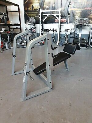 Precor Icarian Olympic Decline Bench Commercial Gym Equipment  • 550£