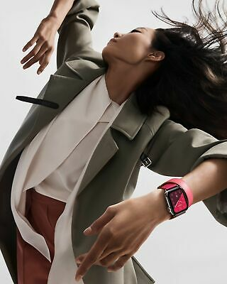 $ CDN454.14 • Buy New Apple Watch Series 3 42MM GSM GPS Cellular Double Tour Rose Azalee Band #5