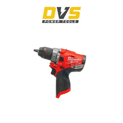 £101.75 • Buy Milwaukee M12FPD-0 12V M12 FUEL Hammer Drill Driver Body Only