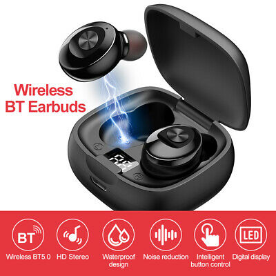 AU19.99 • Buy Wireless Bluetooth Earphones Headphones For Earpods IOS Android Earbuds Sports