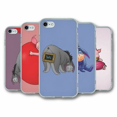 AU11.12 • Buy For IPhone 7 8 SE 2020 Silicone Case Cover Disney Winnie The Pooh Collection 1