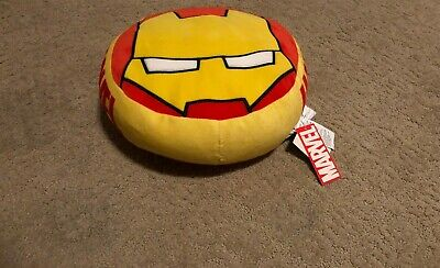 $ CDN26.75 • Buy Miniso X Marvel Authentic Avengers 40*37*12CM Ironman Pillow New - WITH TAGS
