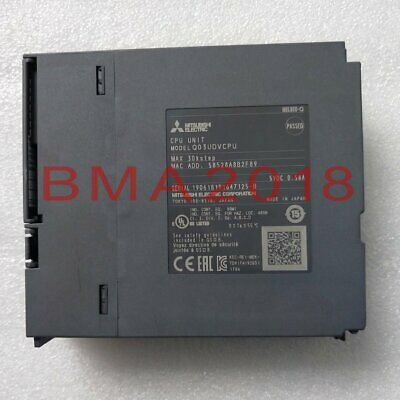 $ CDN613.86 • Buy 1Pc Used Brand Mitsubishi Q03UDVCPU Module Tested Fully Fast Delivery
