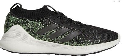 $ CDN62.70 • Buy $100 ADIDAS Mens Pure Bounce+ Knit Running Shoes Sneakers BLACK GREEN Size 13