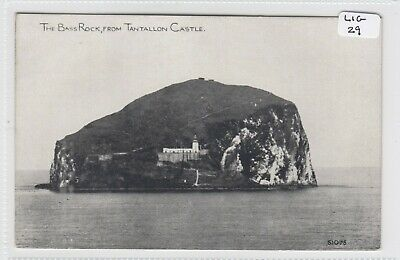 £2 • Buy Off Shore Of BERWICK   The Bass Rock With Lighthouse  From Tantallon Castle