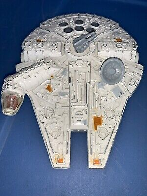$ CDN40 • Buy Vintage Star Wars Diecast Millennium Falcon Complete And In Good Shape