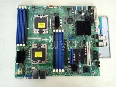 $ CDN194.39 • Buy SUPER X8DTL-6F Motherboard Mainboard Intel 5500 LGA1366 DDR3 VGA With A I/O