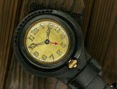 AU324.47 • Buy Pocket WATCH SWISS TRAVEL WATCH 8 DAYS WITH ALARM YEARS' 20 In Good Condition