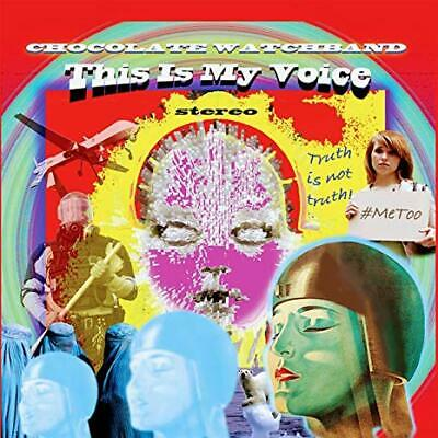 ID3447z - THE CHOCOLATE WATCHBAND - THIS IS MY VOICE - Vinyl VL • 13.39£