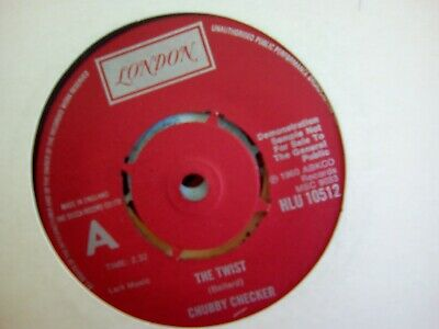 Chubby Checker The Twist Demo • 5£