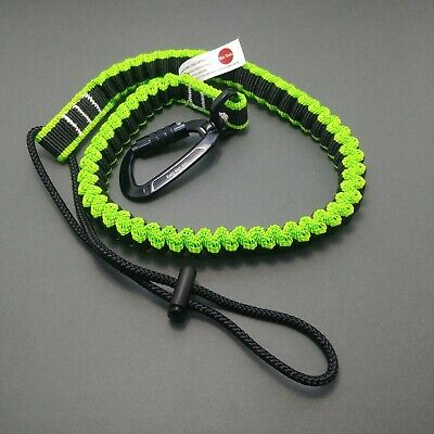 Tool Lanyard Scaffold Lanyard Tool Tether Safety Harness With Swivel Carabiner  • 8.49£