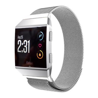 $ CDN26.01 • Buy Replacement Strap Band Wrist Bracelets For Fitbit Ionic Adjustable Milanese Loop
