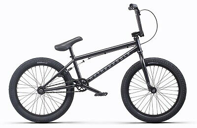AU659.99 • Buy WeThePeople BMX Bike - 2020 Nova Special Edition - 20.5TT - Matte Black