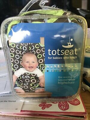 Totseat Turn Any Seat Into A Highchair • 4.99£