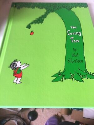 The Giving Tree By Shel Silverstein 1992 UK Seller • 12.99£