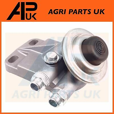 £31.50 • Buy Fuel Primer Pump Filter Head Assy For Ford New Holland 6640 7010 7610 Tractor