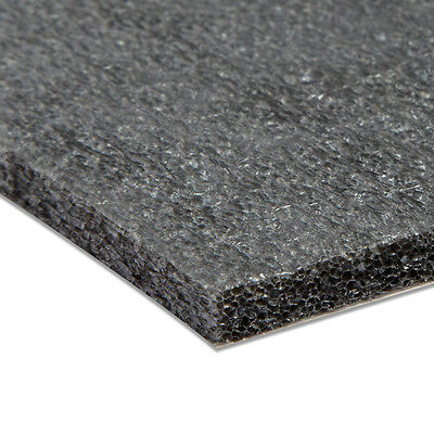 Multi Purpose Black 6mm Foam Underlay 14.4m² For Carpets Laminate Flooring & Mor • 34.99£