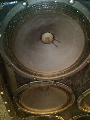 $ CDN60.24 • Buy 1969 CTS 12 Inch Speaker Removed From A Sears Silvertone 6  X 12 Cabinet