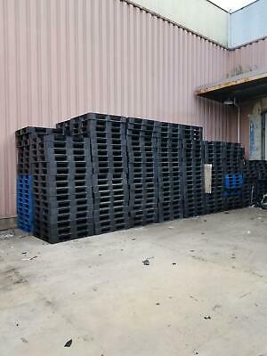 $10 • Buy 43x43 Plastic Pallets - Delivery Available