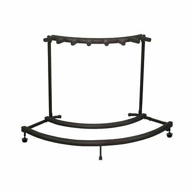 $ CDN156.12 • Buy Rockstand Multiple 7'' Corner Flat Pack Stand For 7 Electric Guitars/E-Basses