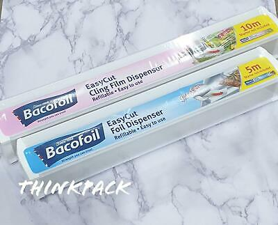 £7.97 • Buy Bacofoil Kitchen Foil Dispenser And Cling Film Dispensers & Refills Food Safety