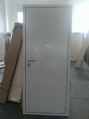AU1095 • Buy Shipping Container Steel Personel Door & Frame For Modifying Shipping Container