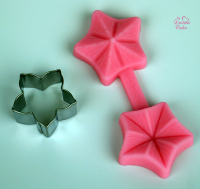 Petunia 3d Flower Silicone Mould And Cutter • 4.96£