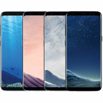 $ CDN126.54 • Buy Samsung Galaxy S8 G950U GSM Unlocked 64GB Smartphone