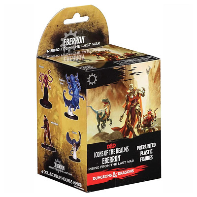 AU27.95 • Buy Dungeons & Dragons Icons Of The Realms Eberron Rising From The Last War Pre-Pain