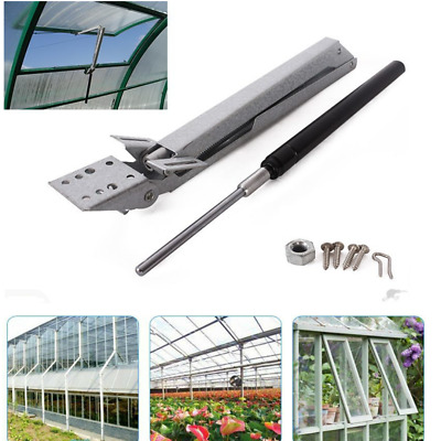 Automatic Greenhouse Window Roof Vent Opener Solar Heat Autovent Solar Powered • 20.59£