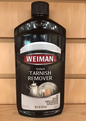 AU39.63 • Buy Weiman Instant Tarnish Remover For Silver And Copper 16 Oz Home Improvement Tool