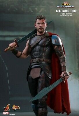 AU520 • Buy Hot Toys MMS445 Thor Gladiator Ragnarok Deluxe 1/6 Scale Figure