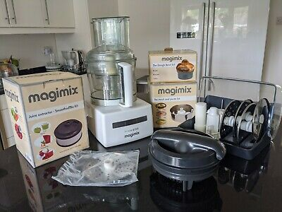View Details Magimix Food Processor 5200xl With Accessories • 212.00£