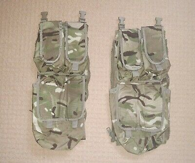 Mtp Bergen Side Pouches (Ammo And Utility) MTP Sf • 35£