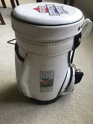 $199.99 • Buy 1989 Ronald McDonald House Michael Jordan Celebrity Golf Classic Golf Bag Cooler