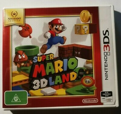 AU8.50 • Buy Super Mario Land (Nintendo 3DS, 2011)