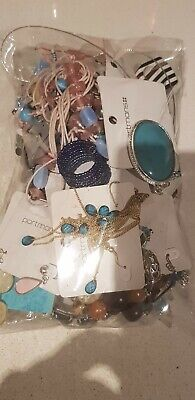 AU34.99 • Buy Unwanted Jewellery Lot Deal N5 All New  Bag Full Of Jewellery FREE GIFT