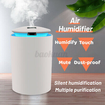 AU11.20 • Buy 260ml Ultrasonic Air Humidifier Aroma Essential Oil Diffuser USB For Home Car