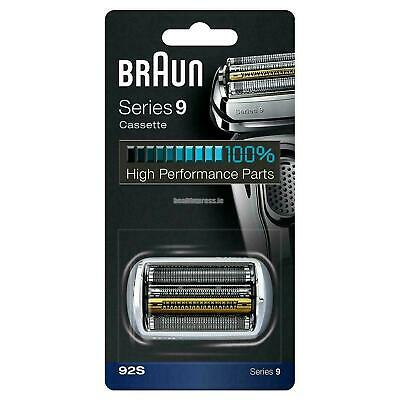 AU69.99 • Buy Braun Men's Series 9 Cassette 92B Replacement Head - Shaver Compatible, Silver