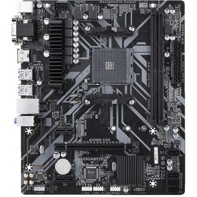 AU116.99 • Buy REFURBISHED Gigabyte GA-B450M-S2H MATX Motherboard, For AMD Ryzen 2nd/3rd Gen, S