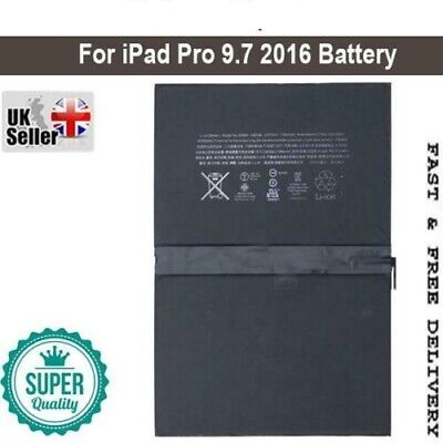 £14.99 • Buy 100% NEW Battery For IPad Pro 9.7 A1674 Replacement 100% Capacity 1st Generation