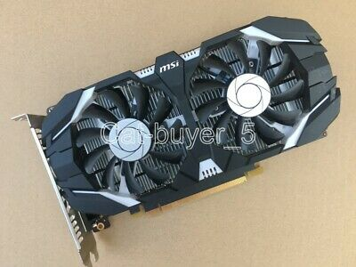 $ CDN340.40 • Buy MSI NVIDIA GeForce GTX1050Ti 4GB GDDR5 PCI-E Video Card DVI DP HDMI
