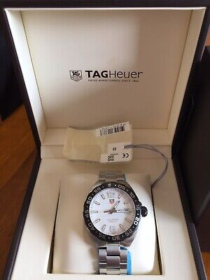 AU1400 • Buy Tag Heuer Formula 1 White Dial Men's Watch As New Unwanted Gift Never Worn