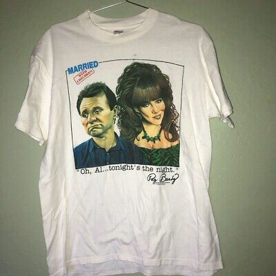 $ CDN165.65 • Buy Married With Children Vintage T-shirt