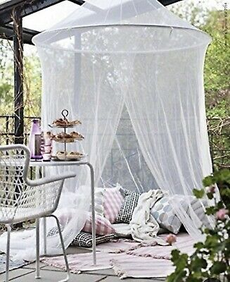AU29.81 • Buy IKEA Tent Bed Indoor Outdoor Canopy Netting Net Mosquito Fly Flying Insect SOLIG